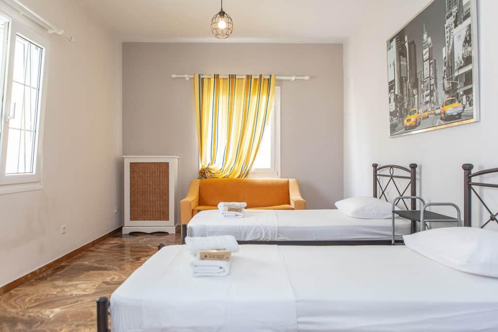 Gatis House – Appartamento con 4 camere