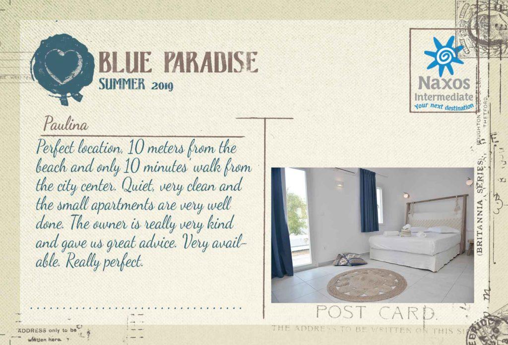Blue Paradise Apartments