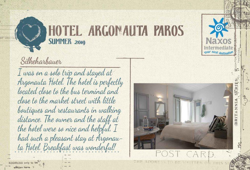 PAROS - Hotel Argonauta