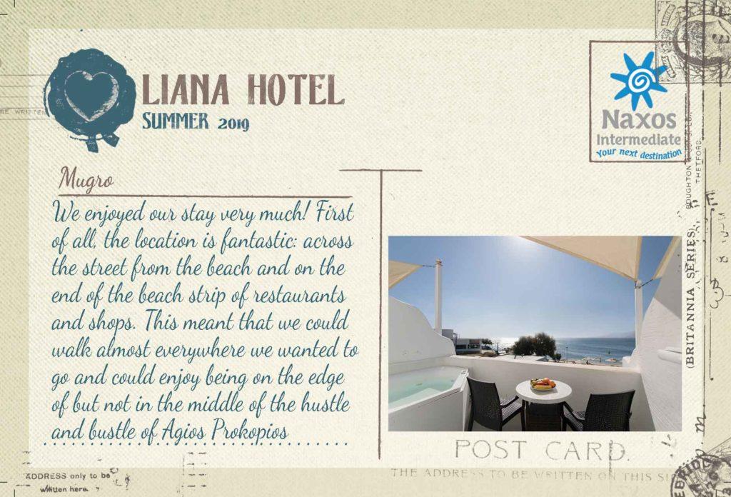 Liana Beach Hotel & Spa