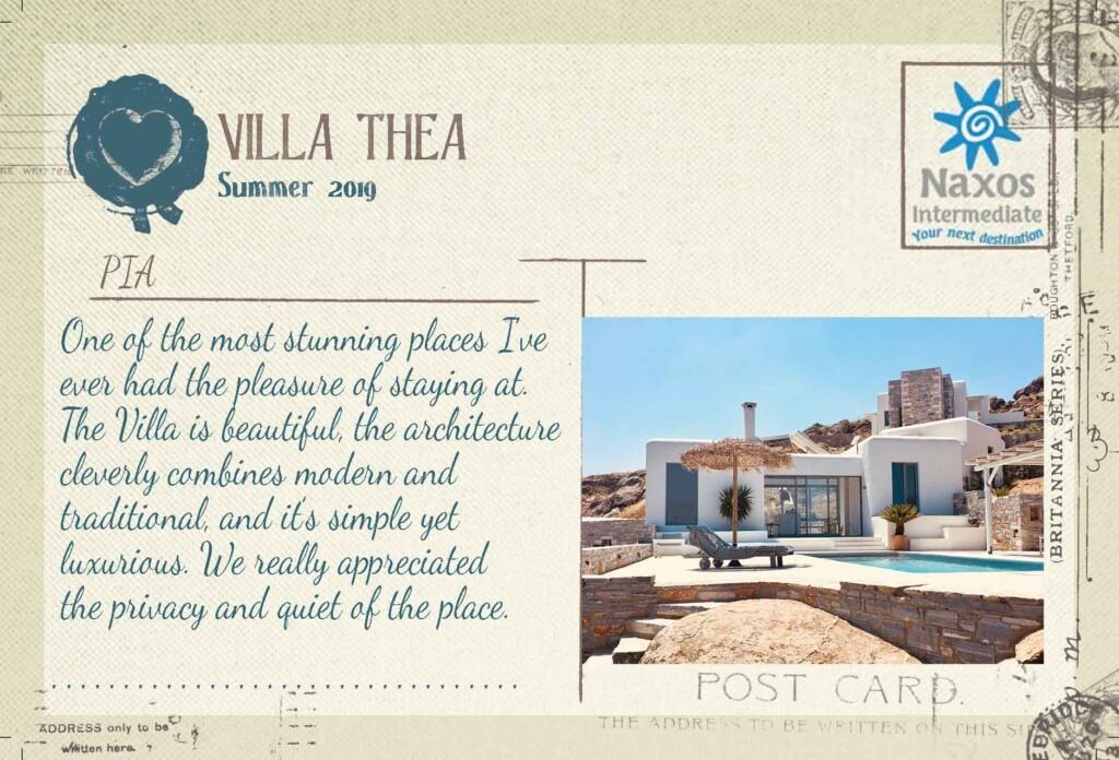 Villa Thea - 3 Bedrooms Villa with Private Pool