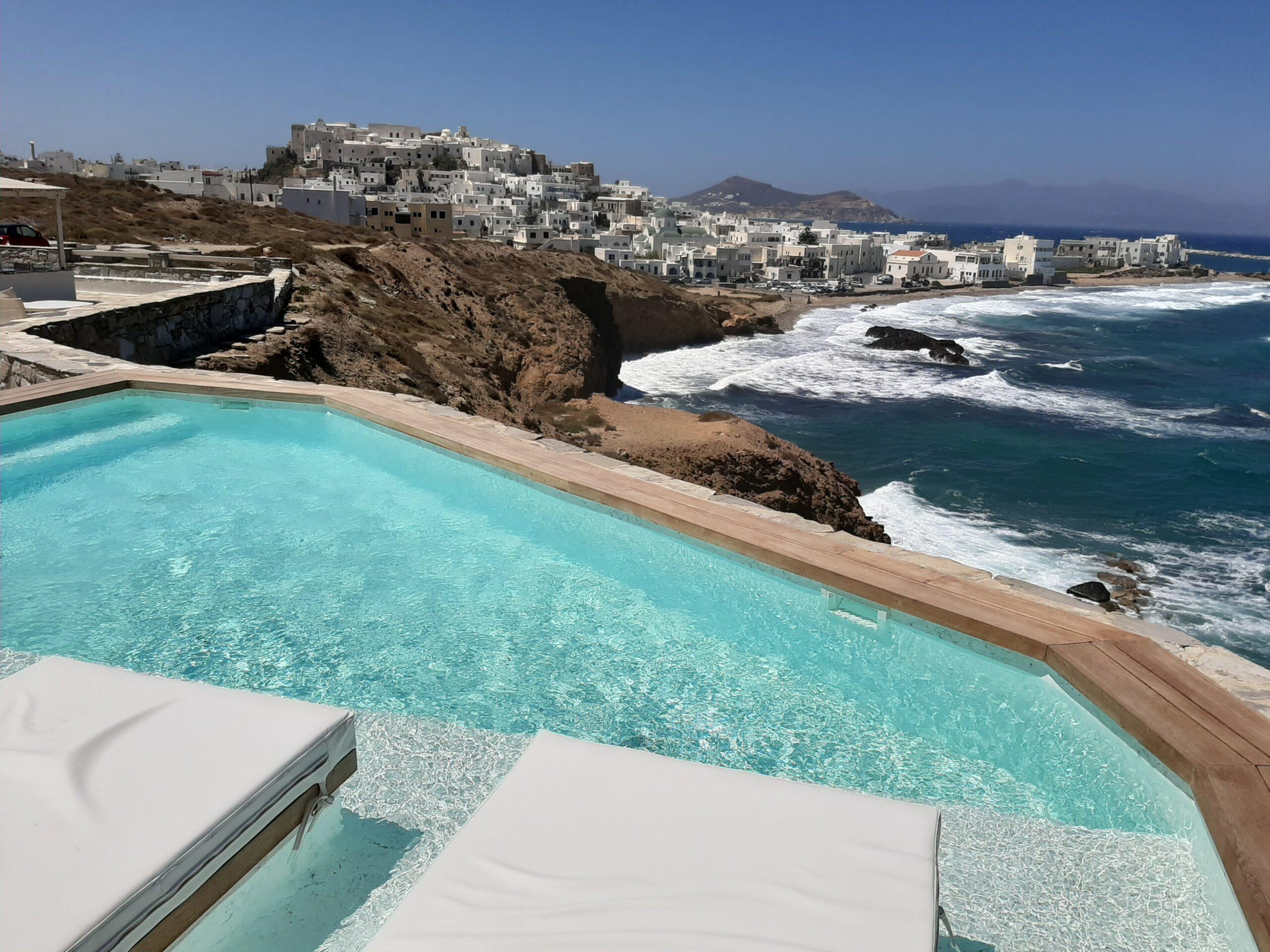 Iliada Suites with Shared Pool