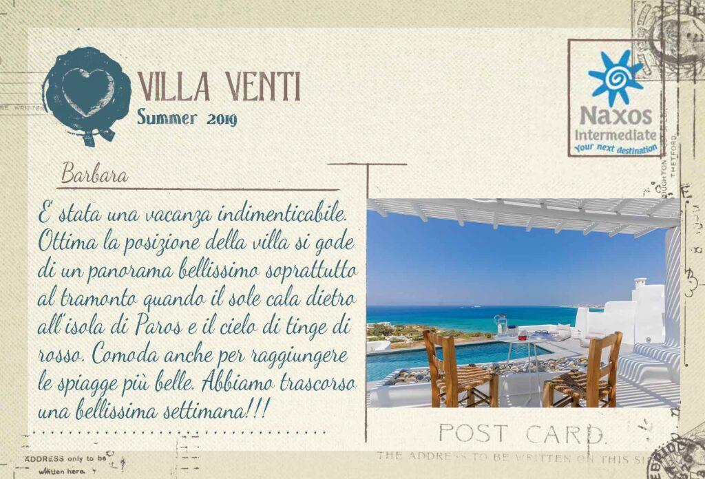 Villa Venti - Villa con 4 camere e Piscina Privata
