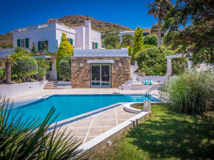 Montana Villa Naxos - 5 Bedrooms Villa with Private Pool