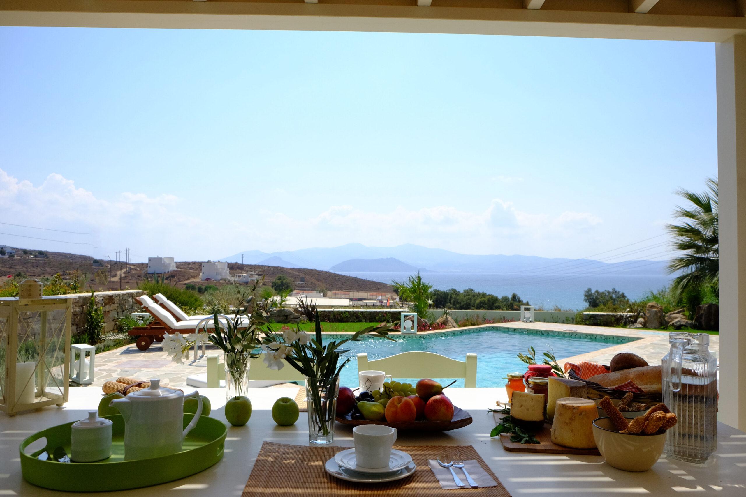Valea Villa Naxos – 3 Bedrooms Villa with Private Pool