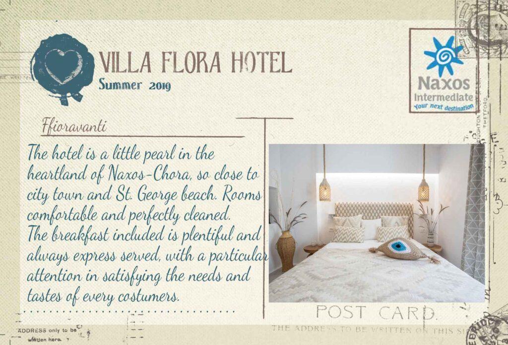 Villa Flora Hotel