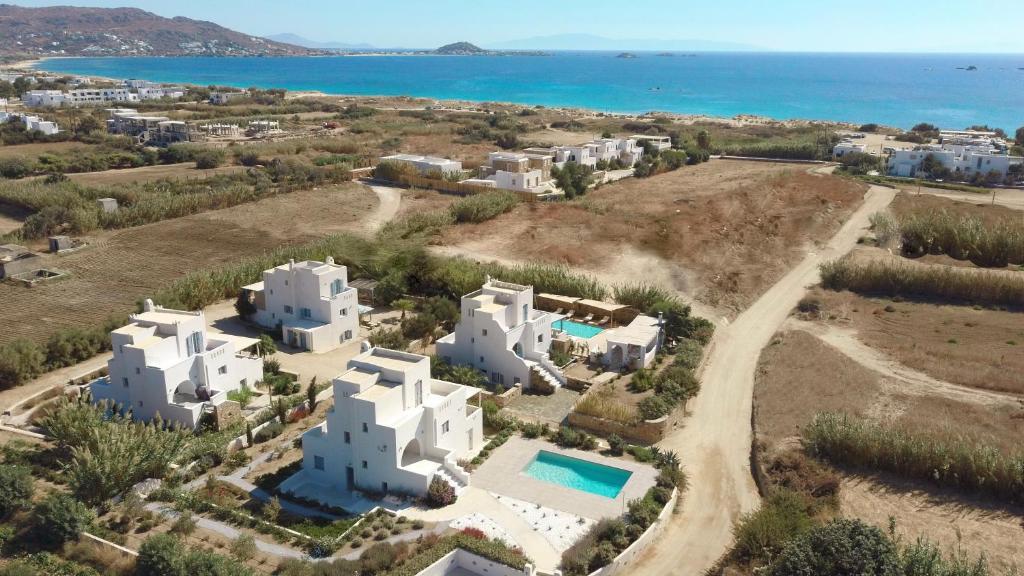 Seaside Naxos Holidays Villas