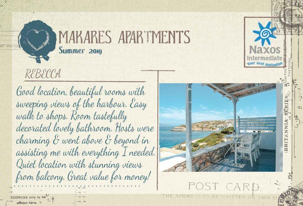 DONOUSSA - Makares Apartments