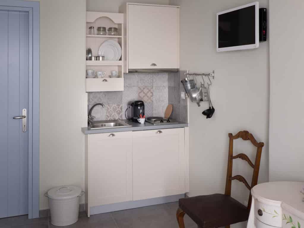 Typical Upper level kitchen