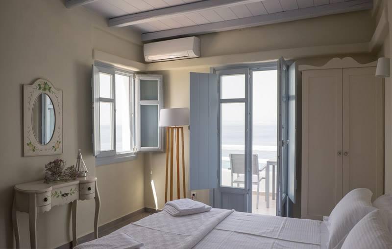 Typical upper level Studio bedroom