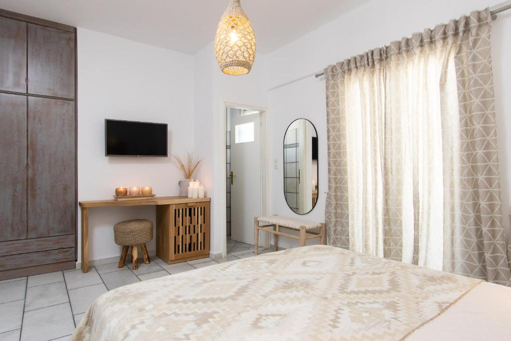 standard double room villa flora hotel (13)