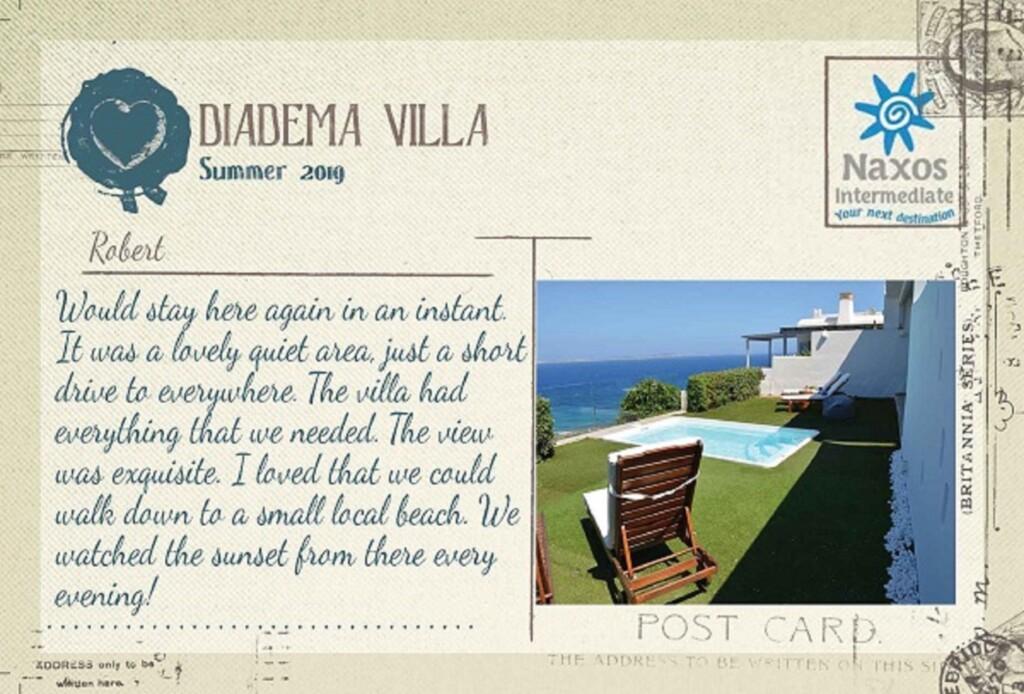 Diadema Villa - 1 Bedroom Villa with Private Pool