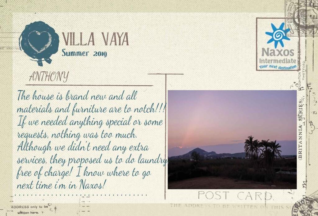 Villa Vaya - 3 Bedrooms Villa