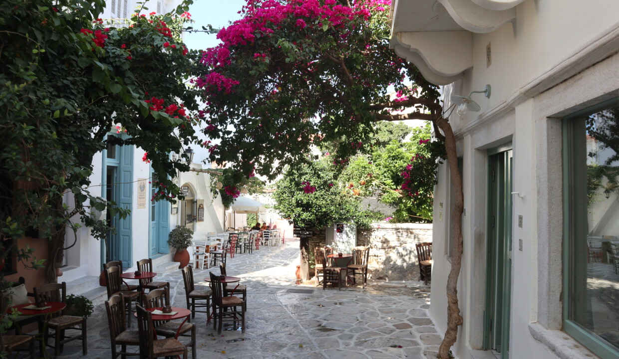 Exploring Naxos - Chora and the Small Villages