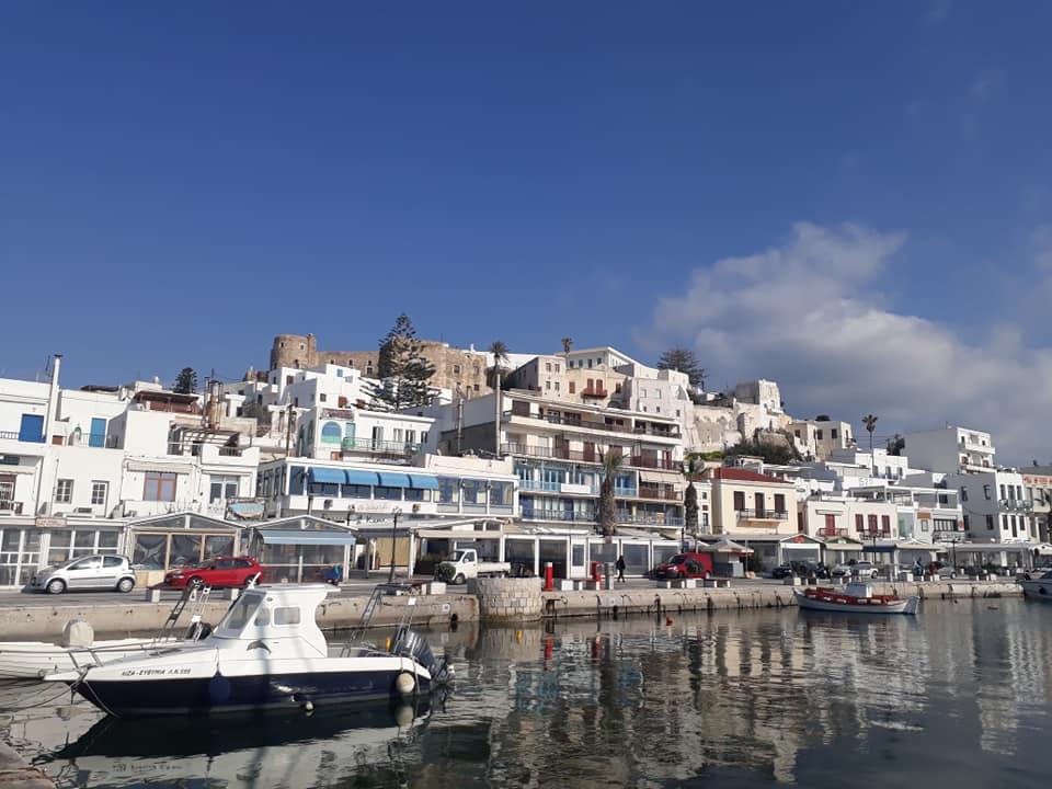 Naxos un'isola greca per famiglie