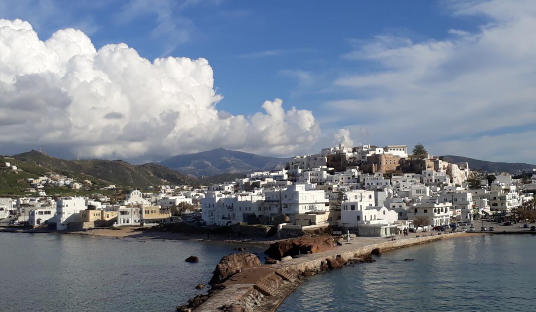 Naxos a Family Island