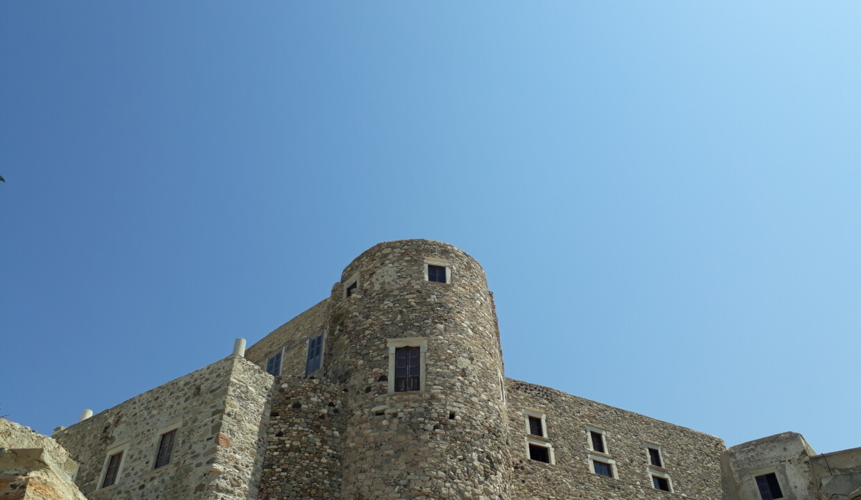The Castle of Chora