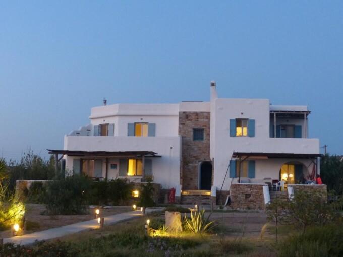 Evriali Beachfront Luxury - 1 Bedroom Apartment