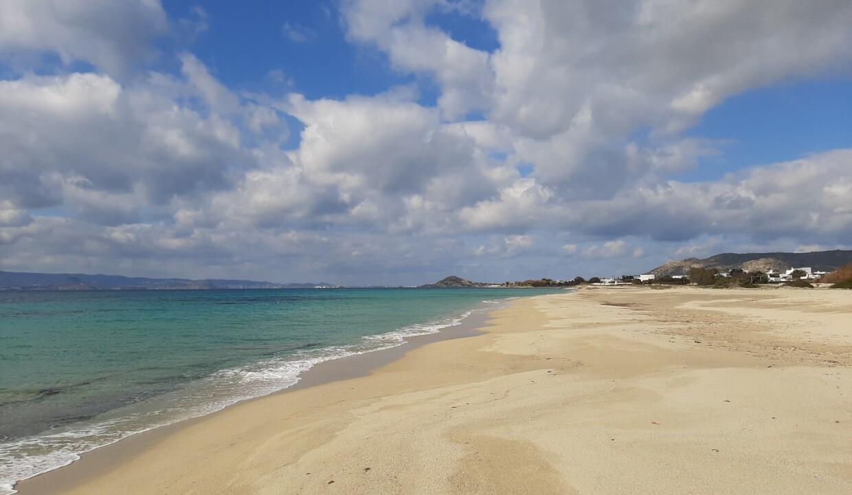 Alla scoperta di Naxos - le sue spiagge