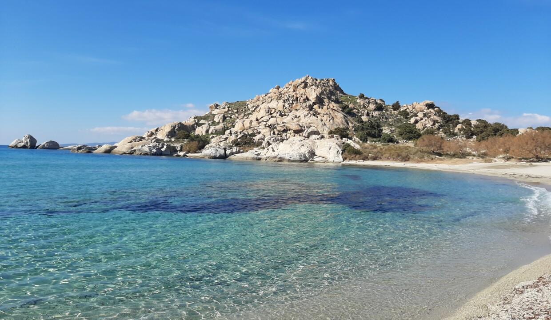 Exploring Naxos - The Coastline