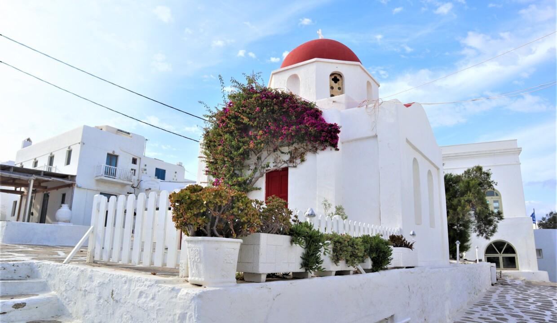 Mykonos, l'isola greca piu' famosa al mondo