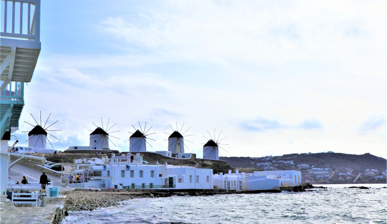 Mykonos, the most famous Greek island in the world