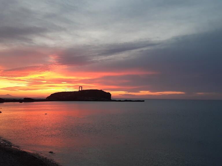 sunset naxos (104)