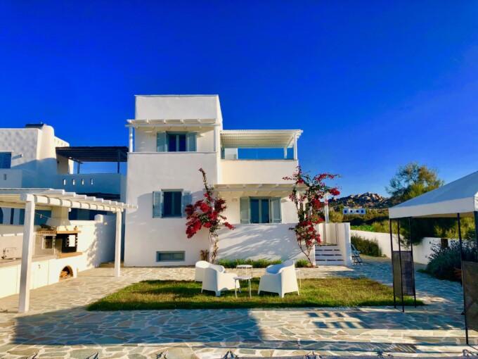 Villa Pergola - Villa con 3 camere e Piscina Privata