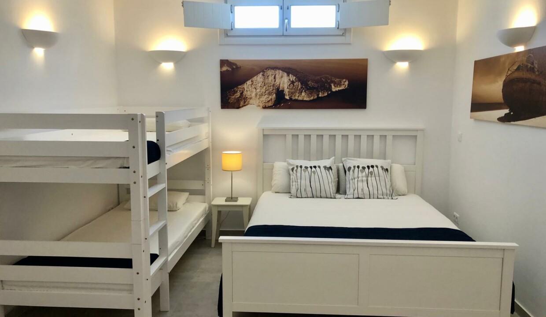 villa pergola - quadruple room