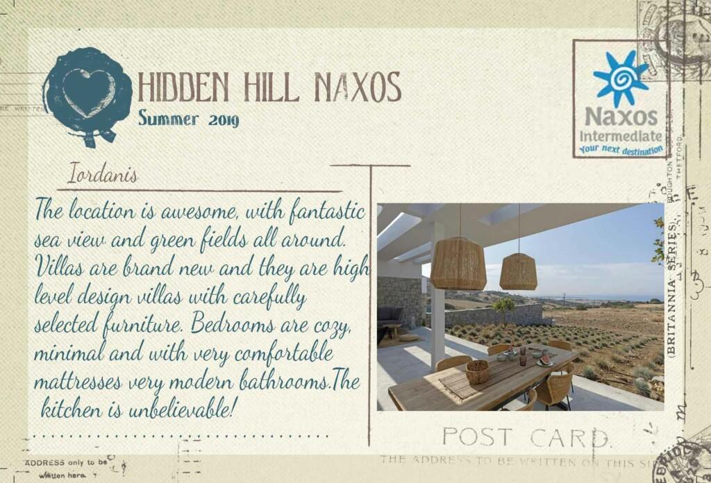 Hidden Hill Naxos