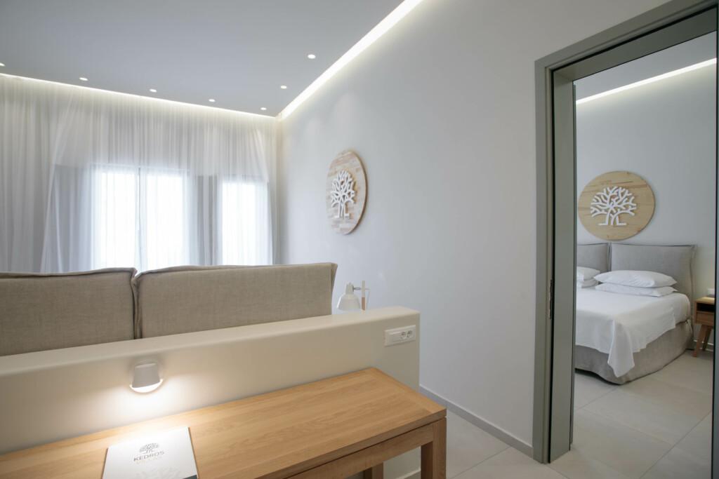Two bedroom suite 12
