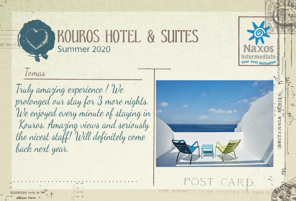 MYKONOS - Kouros Hotel & Suites