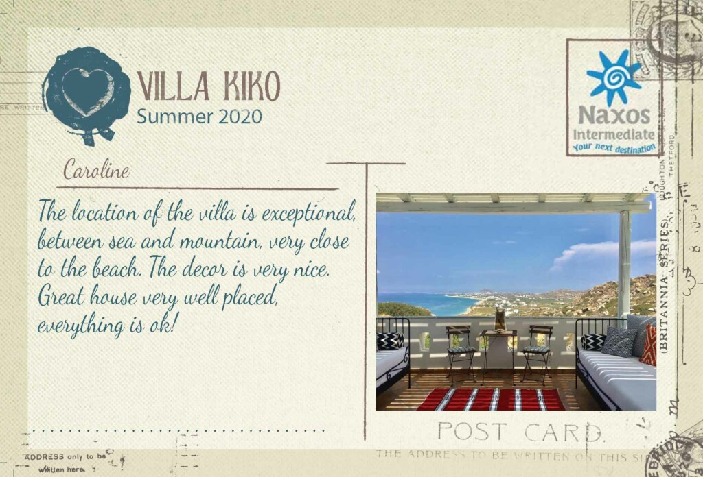 Villa Kiko - 3 Bedrooms Villa