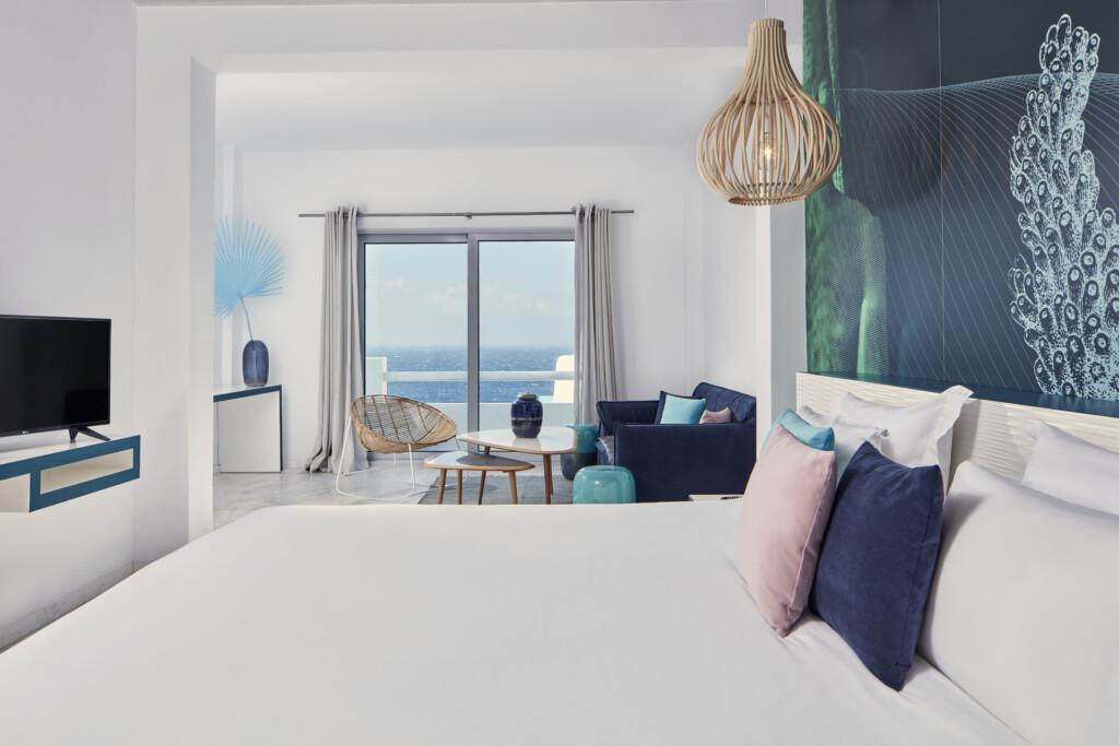 Deluxe Suite Kouros Hotel (10)