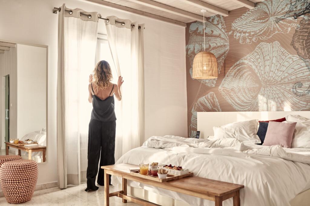 Deluxe Suite Kouros Hotel (11)