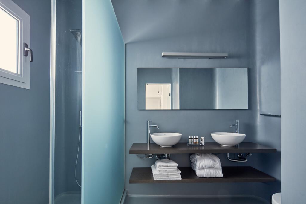 Deluxe jacuzzi suite Kouros Hotel (2)