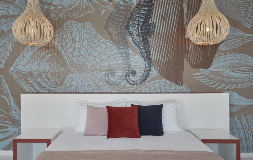 Deluxe jacuzzi suite Kouros Hotel (5)
