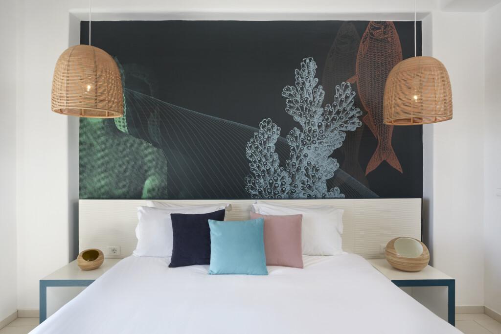 Deluxe jacuzzi suite Kouros Hotel (7)