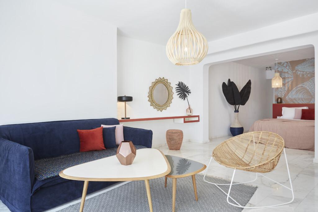 Deluxe suite Kouros Hotel (8)