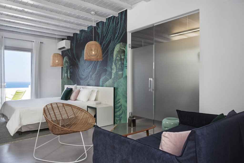 Junior suite Kouros Hotel (11)