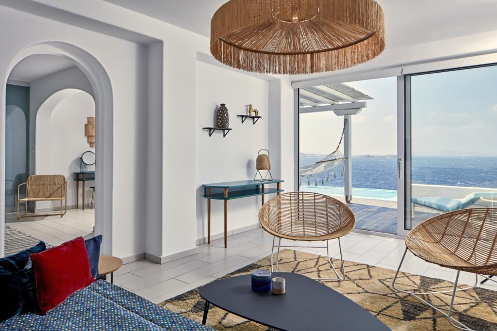 Pool Suite Kouros Hotel (4)