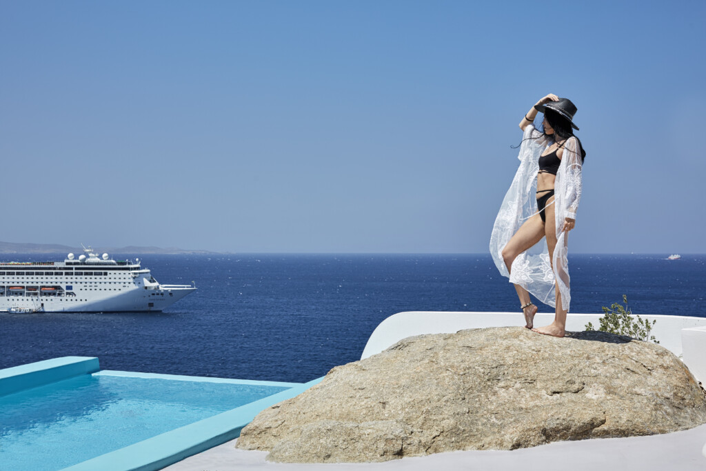 Pool suite Kouros Hotel (1)