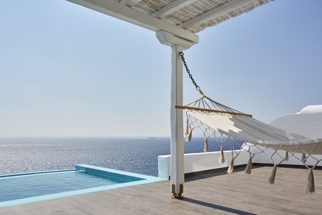 Pool suite Kouros Hotel (2)