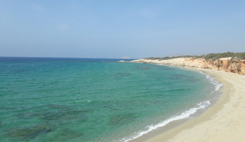 Kastraki, Glyfada, Pirgaky e Agiassos - le spiagge selvagge di Naxos