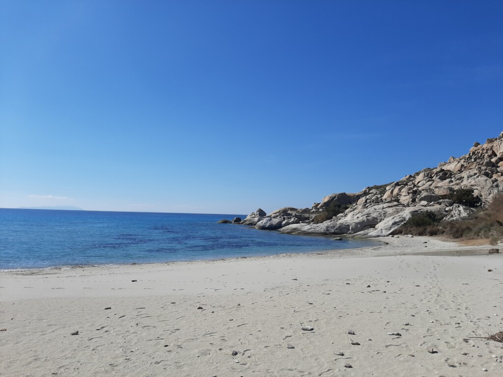 Mikri Vigla e Orkos – le spiagge dei surfisti
