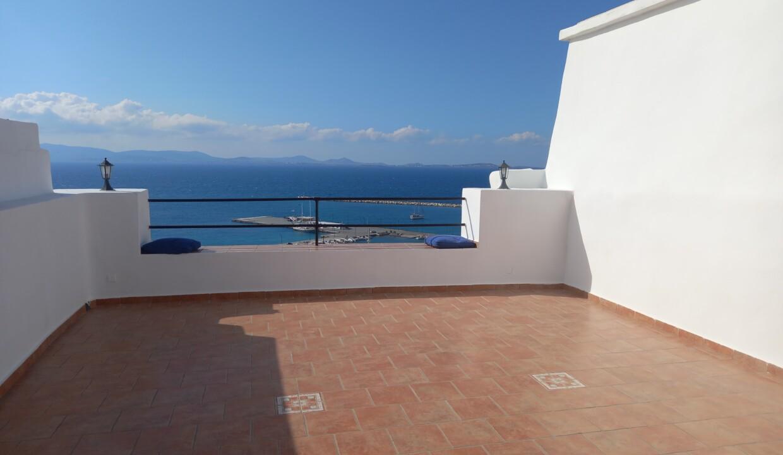 Sea View Apartment Terrace - Castle Memories (4)