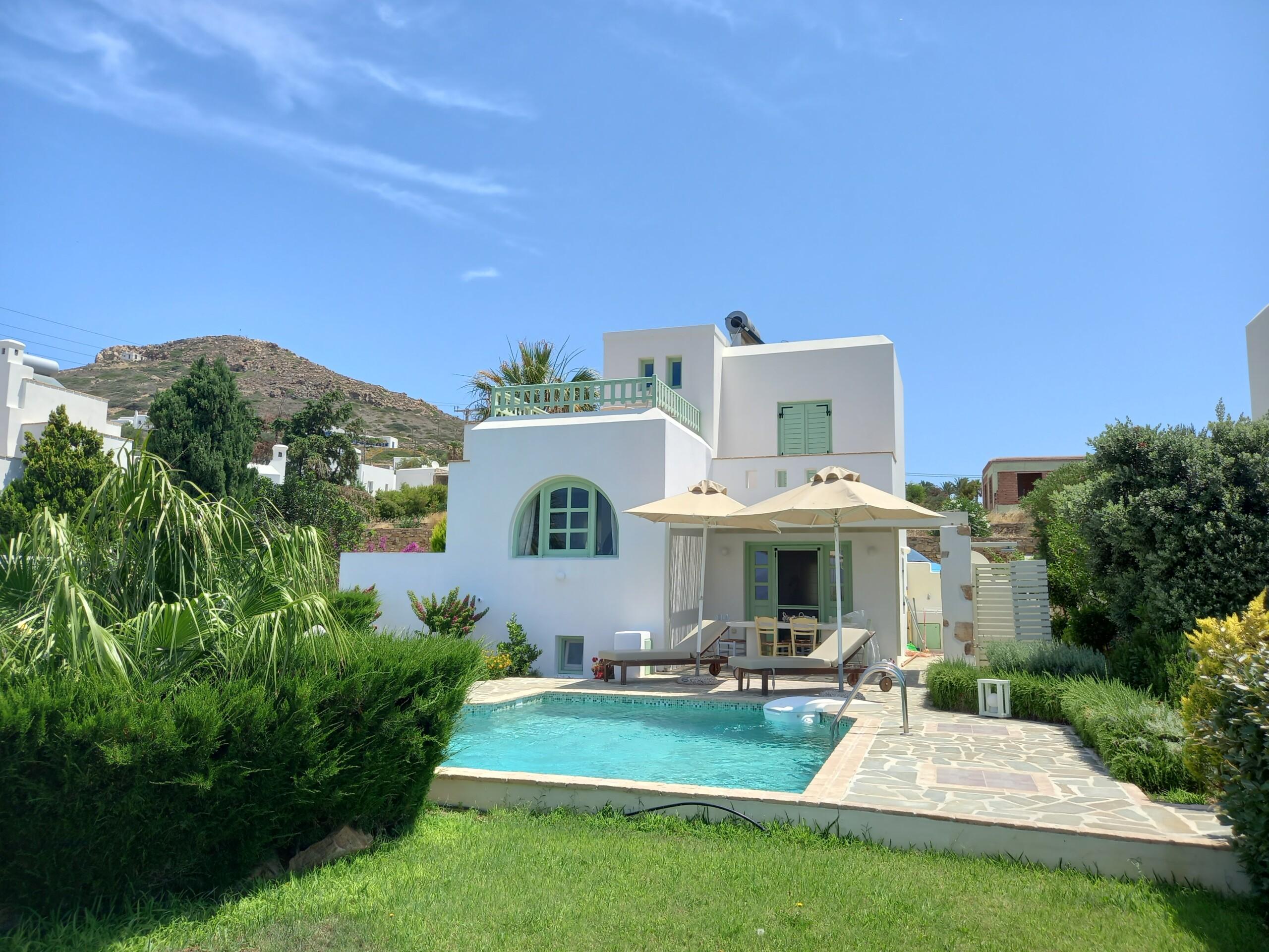 Valea Villa Naxos – Villa con 3 camere e Piscina Privata