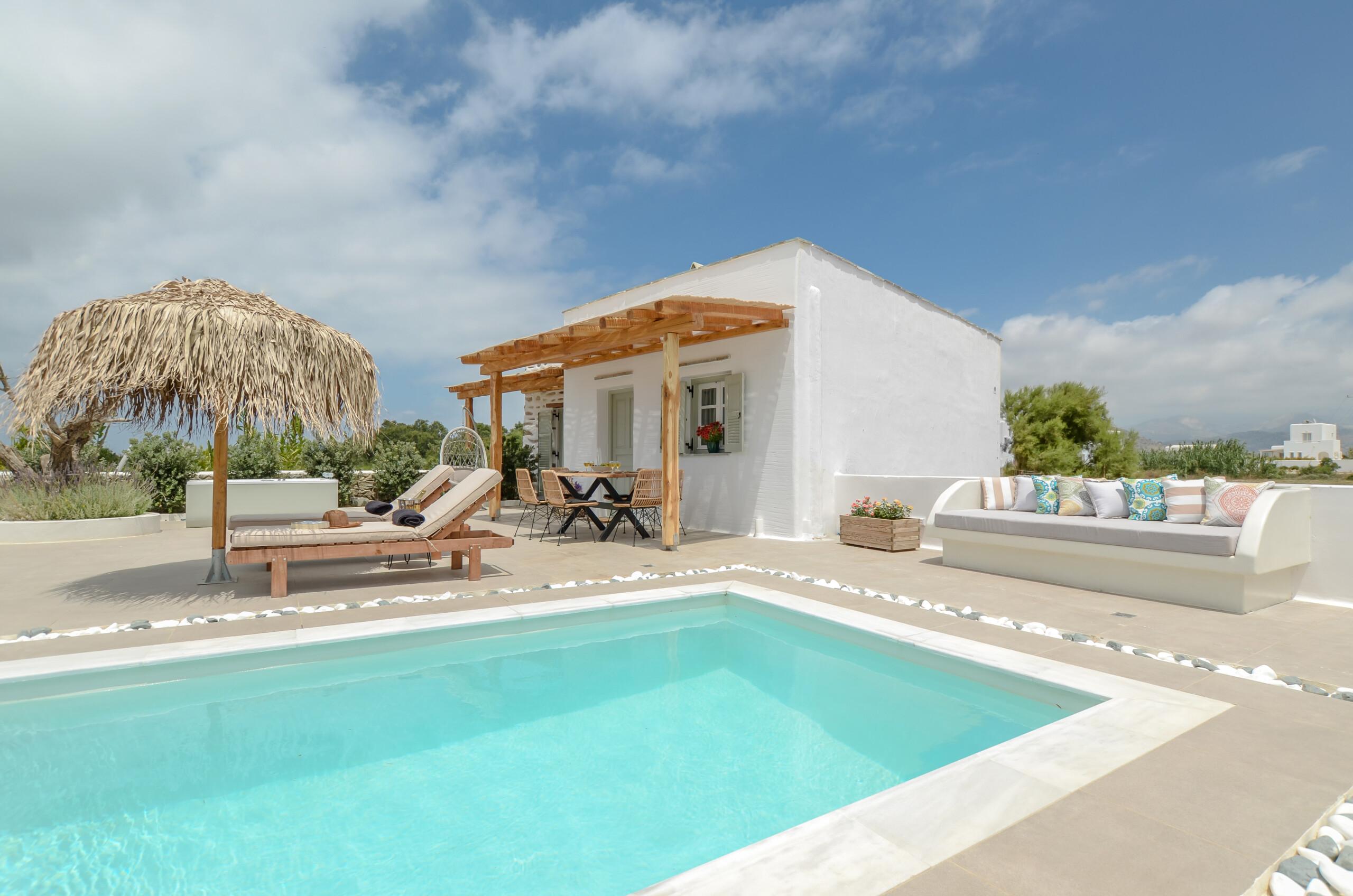 Naxos Finest Hotel & Villas