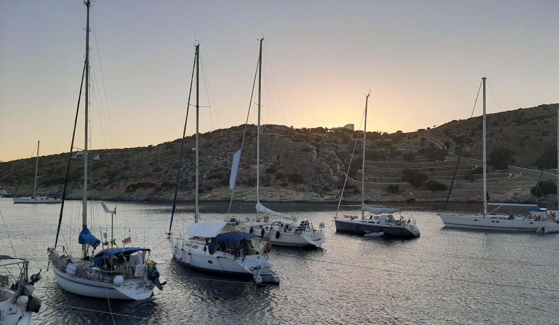 Schinoussa - Small Cyclades Islands