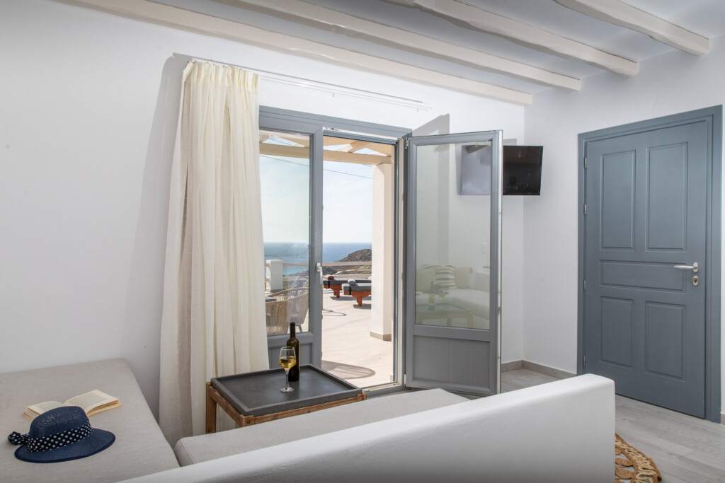 two room sea view private pool (8)
